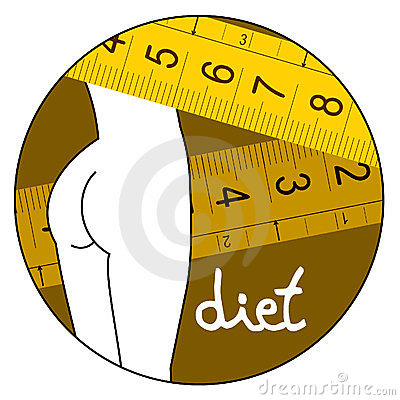 Body diet icon