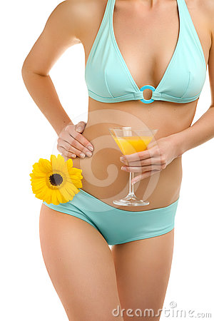 Body flower and juice-2
