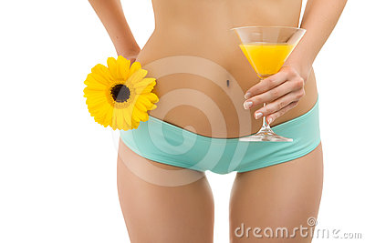 Body flower and juice-4