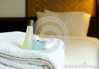 Body gel, shampoo and lotion