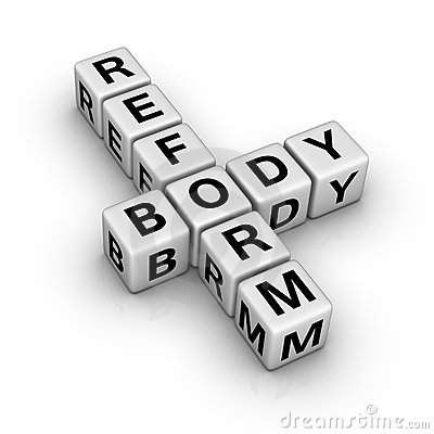 Body reform sign