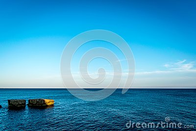 Body Of Water Illustration During Daylight Free Public Domain Cc0 Image