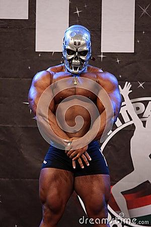 Free Bodybuilder Royalty Free Stock Photography - 16612707