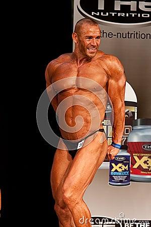 Bodybuilder Editorial Stock Photo
