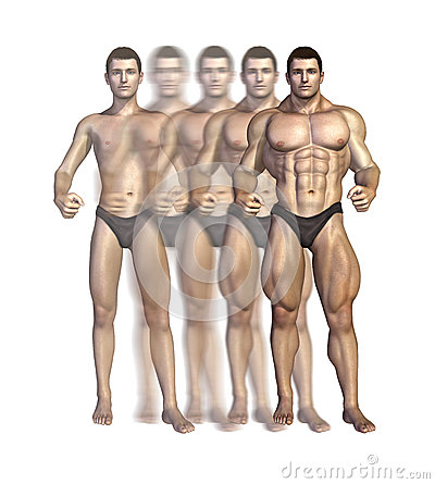 Bodybuilder s Transformation