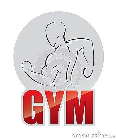 Bodybuilding label