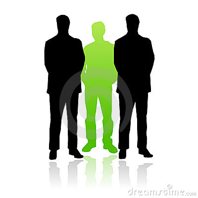 Free Bodyguards Vector Stock Images - 8675004