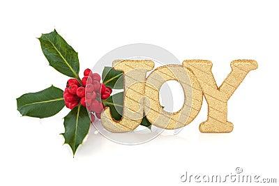 Boże narodzenie radość