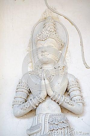 Boeddhistisch Beeldhouwwerk, Thailand