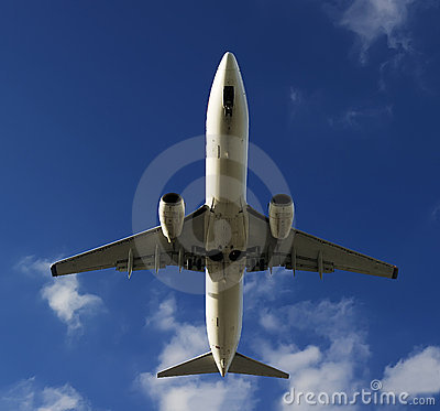BOEING 737-800 airplane