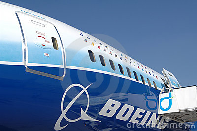 Boeing Dreamliner 787 Editorial Photography