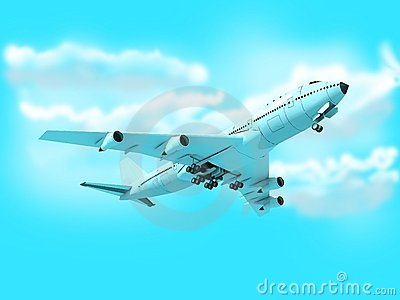 Boeing Passanger Plane