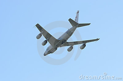 Boeing RC-135 Rivet Joint Editorial Stock Image