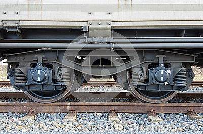 Bogie of a freight wagon
