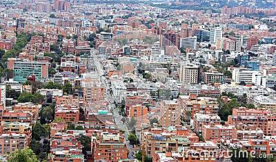 Bogota Editorial Image