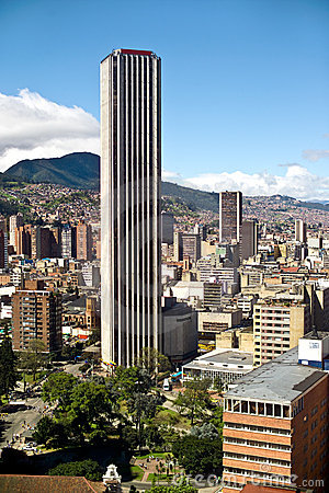 Free Bogota, Colombia Royalty Free Stock Photography - 8790687
