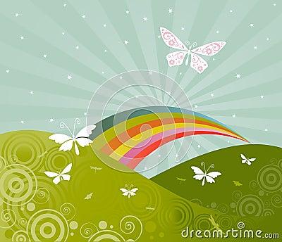 Boheme Butterflies