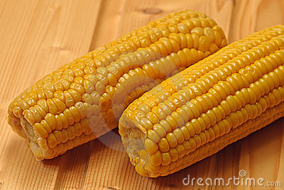 Boiled maize, Indian corn, corn
