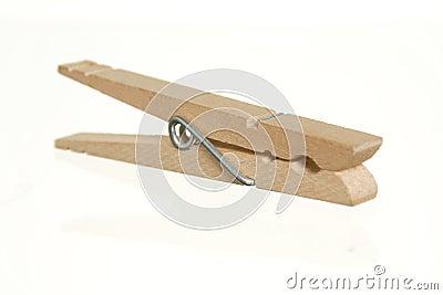 bois de pince linge photographie stock image 6575282. Black Bedroom Furniture Sets. Home Design Ideas