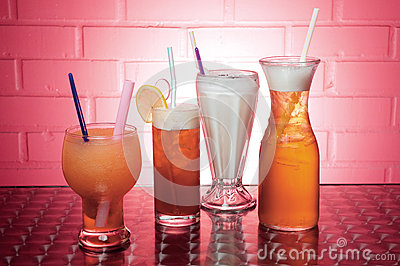 Boissons froides