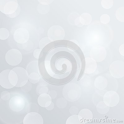 Free Bokeh Blurred Vector. White Glow Background Abstra Royalty Free Stock Photography - 35640457