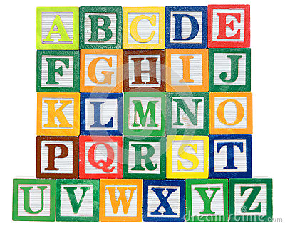 Bokstaven blockerar att stava som är dess en pojke