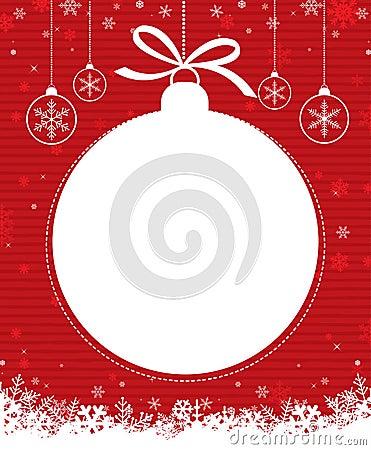 Bola 1 de la Navidad