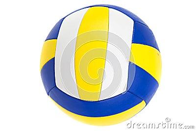 Bola do voleibol, isolada