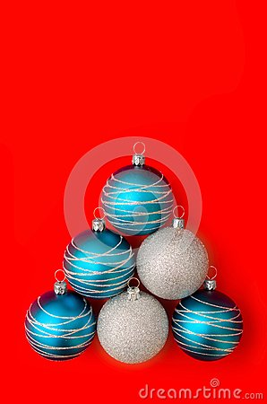 Bolas do Natal