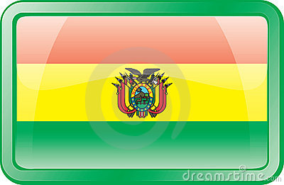 Bolivia Flag Icon