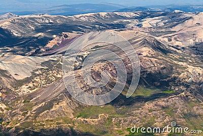 Bolivian Andes near La Paz, Bolivia