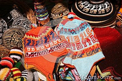 Bolivian wool-wear
