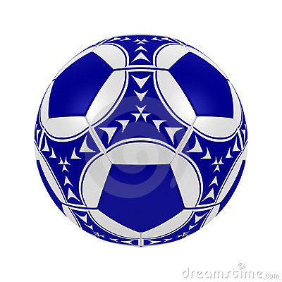 Bollbluefotboll