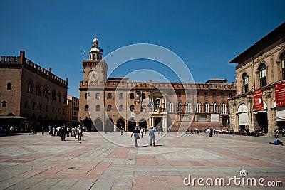 Bologna Editorial Stock Photo