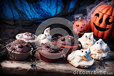 Bolos para Halloween
