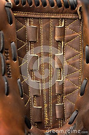 Bolsillo del guante de béisbol