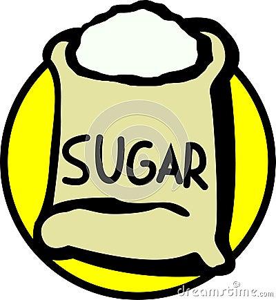 Bolso del azúcar