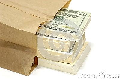 Bolso del dinero
