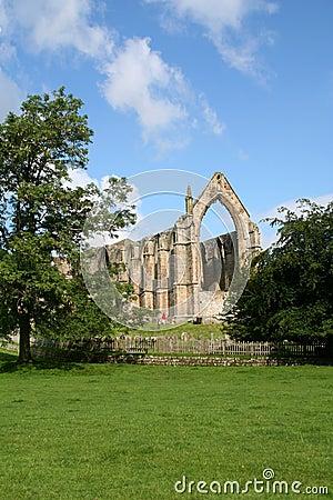 Bolton Abbey, Yorkshire.