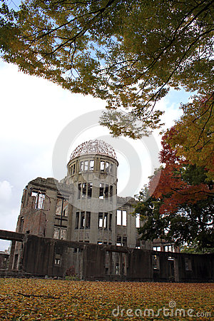 A-Bomb Dome, Hiroshima : Japan