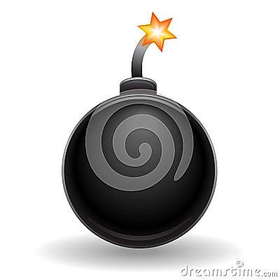 Bomb Icon / EPS