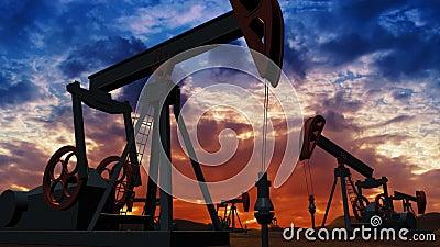 Bombas de petróleo