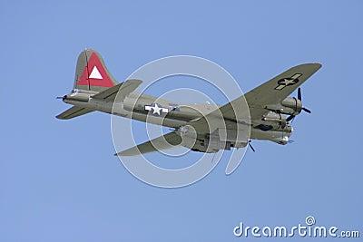 Bomber FlyBy