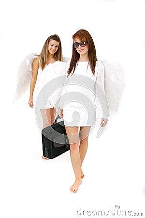 Bon Voyage Angel