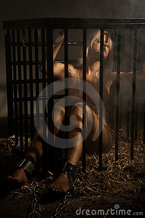 Caged Nude Free Video 76
