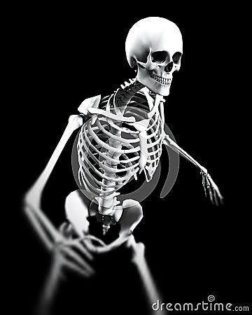 Bone Pose