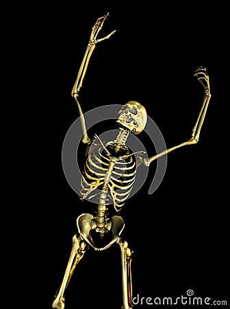Bone pose 7