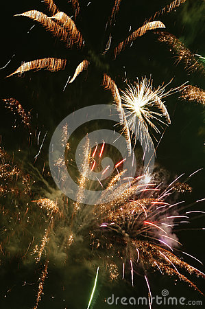 Bonfire Night England