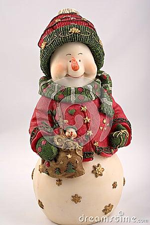 Bonne Vendredi Bonhomme-de-neige-de-sourire-de-no-eumll-thumb3113659