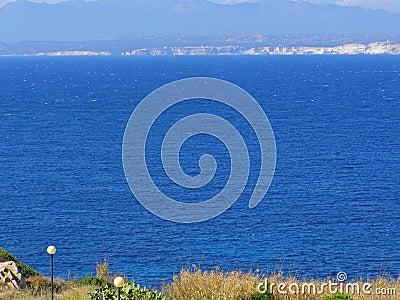 Bonifacio and Corsica - France